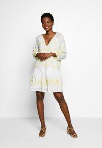 By Malina - DELIA KAFTAN - Day dress - lemon - 1