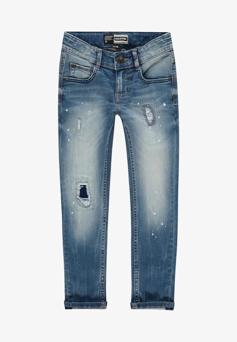 RAIZZED - Jeans Skinny Fit - dark blue stone