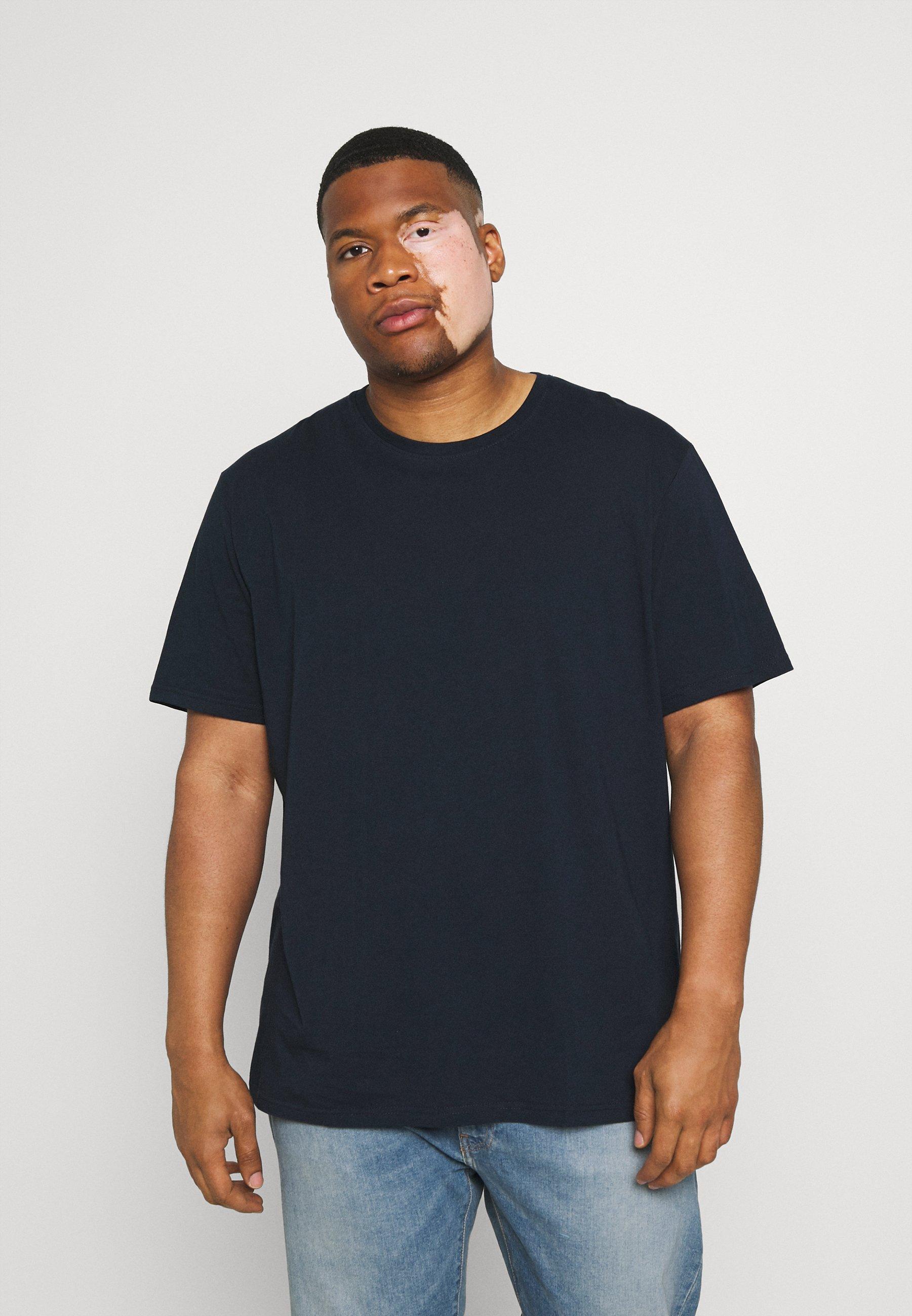 Men ESSENTIAL CREW NECK TEE - Basic T-shirt