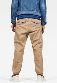 G-Star - Rovic 3D Airforce Relaxed  - Cargo trousers - brown - 1