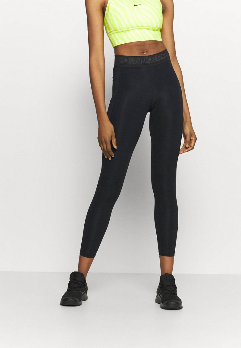 Nike Performance - 7/8 FEMME - Tights - black