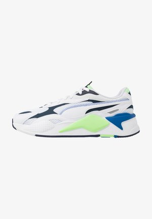 RS-X³ MILLENIUM UNISEX - Sneaker low - white/peacoat