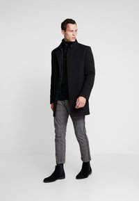 Cinque - CILIVERPOOL - Short coat - black - 1