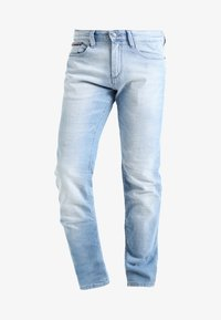 Tommy Jeans - SLIM SCANTON BELB - Jeans slim fit - berry light blue - 4