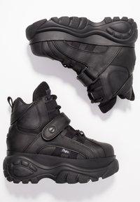 Buffalo London - Höga sneakers - black - 3
