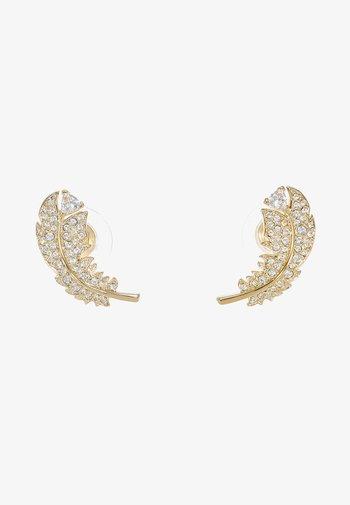 NICE STUD - Earrings - gold-coloured