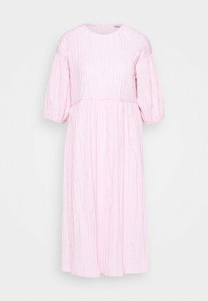 BLESS 3/4 DRESS - Day dress - lilac snow