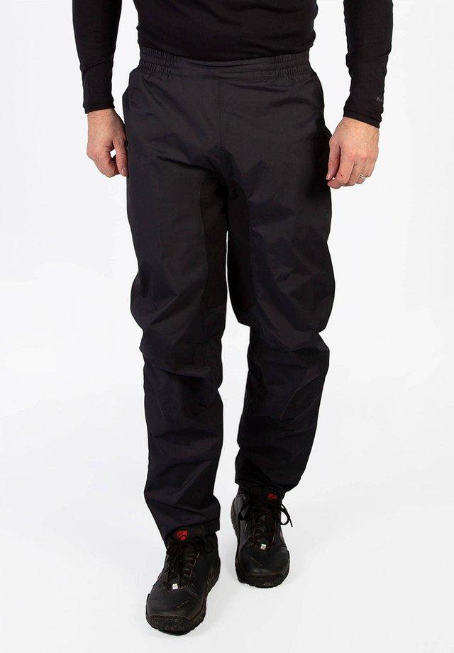 HUMMVEE - Trousers - schwarz