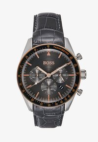 BOSS - TROPHY - Chronograph watch - grau