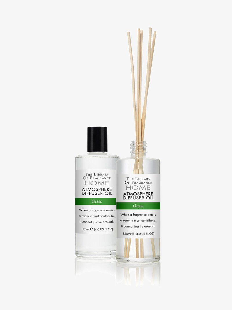The Library of Fragrance - HOME DIFFUSER  - Home fragrance - grass