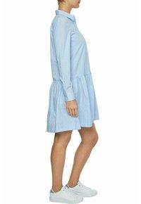 Tommy Hilfiger - Shirt dress - light blue - 1