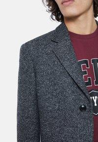 AÉROPOSTALE - Classic coat - black - 1
