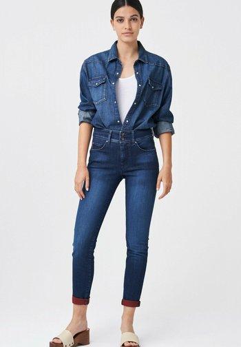 SECRET - Jeans Skinny Fit - blau