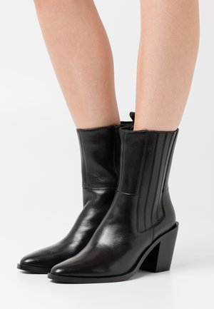 SHELDON - Classic ankle boots - black