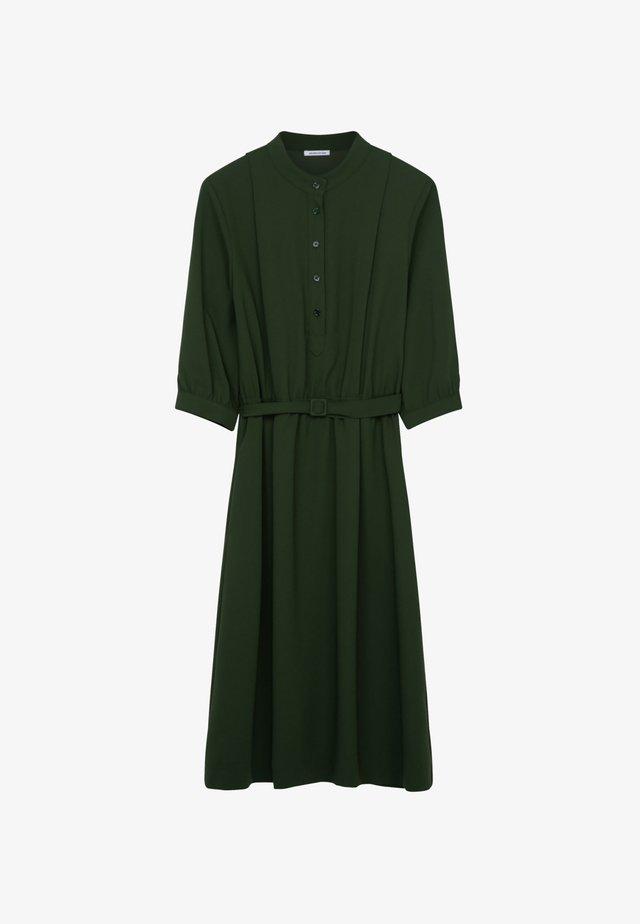 SCHWARZE ROSE - Day dress - grün