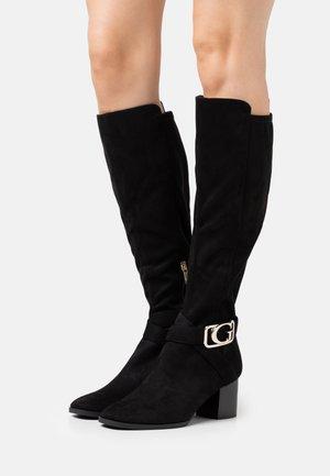 PAXLEY - Høje støvler/ Støvler - black