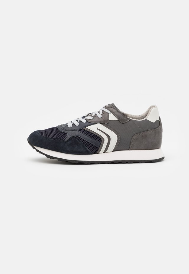 VINCIT - Sneakers basse - navy/grey
