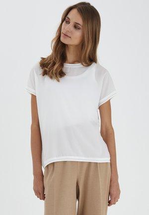 BYPANYA - Print T-shirt - off white