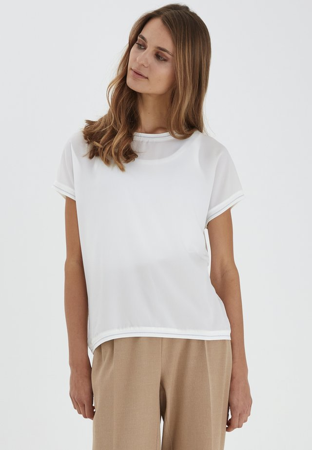 BYPANYA - Printtipaita - off white