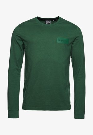 Long sleeved top - forest pine
