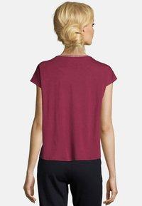 Betty & Co - Print T-shirt - pink - 2