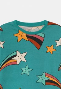 Lindex - MINI SHOOTING STARS UNISEX - Long sleeved top - dusty turqoise - 2