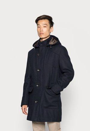RESPECT NATURE - Classic coat - navy