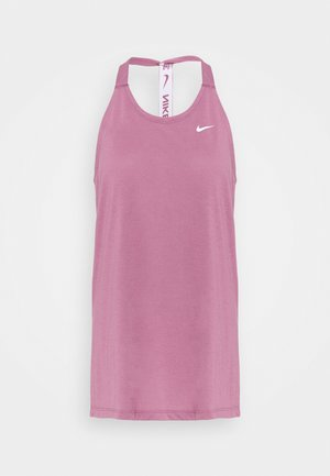 DRY ELASTIKA TANK - Sports shirt - light mulberry/white