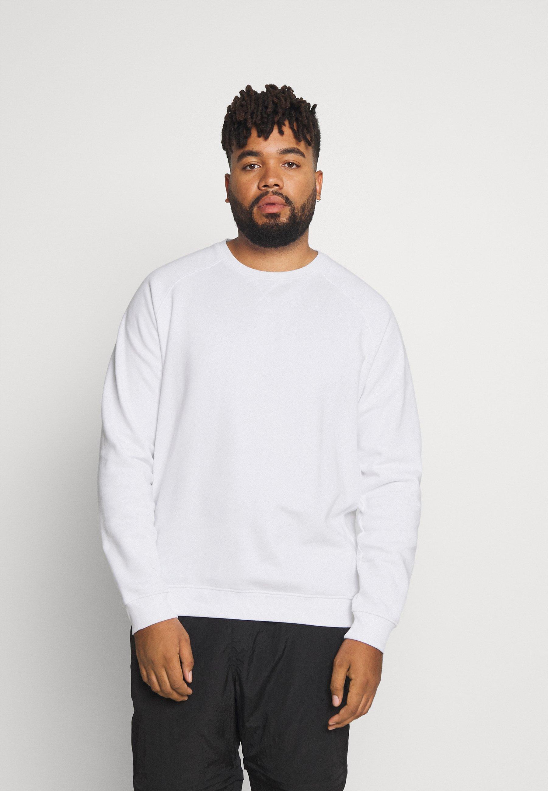 Herren BIG CREW NECK 2PACK - Sweatshirt