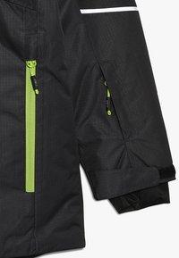 CMP - BOY JACKET FIX HOOD - Ski jacket - antracite - 2