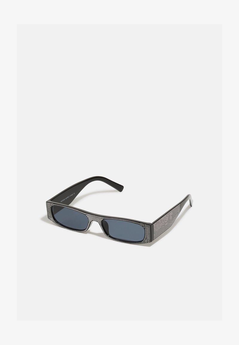 Vintage Supply - UNISEX - Sonnenbrille - black rhinestone