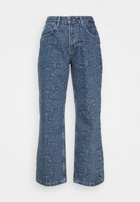 The Ragged Priest - RAPTURE  - Straight leg jeans - mid blue - 4