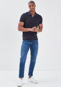 BONOBO Jeans - Poloshirt - bleu foncé - 1