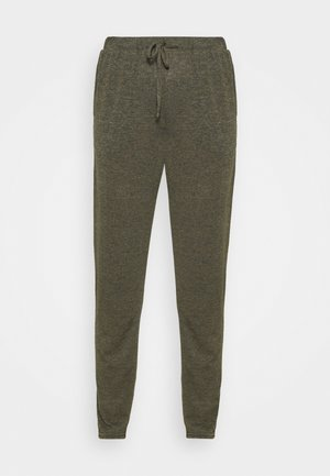 JOGGER - Pantalones deportivos - dark khaki
