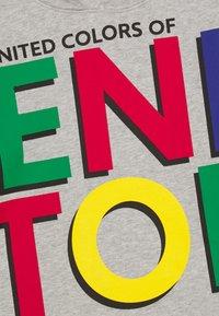 Benetton - BASIC GIRL - Mikina skapucí - grey - 2