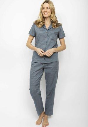 Pyjama set - dark grey