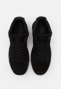 ECCO - BYWAY - Zapatillas altas - black - 3