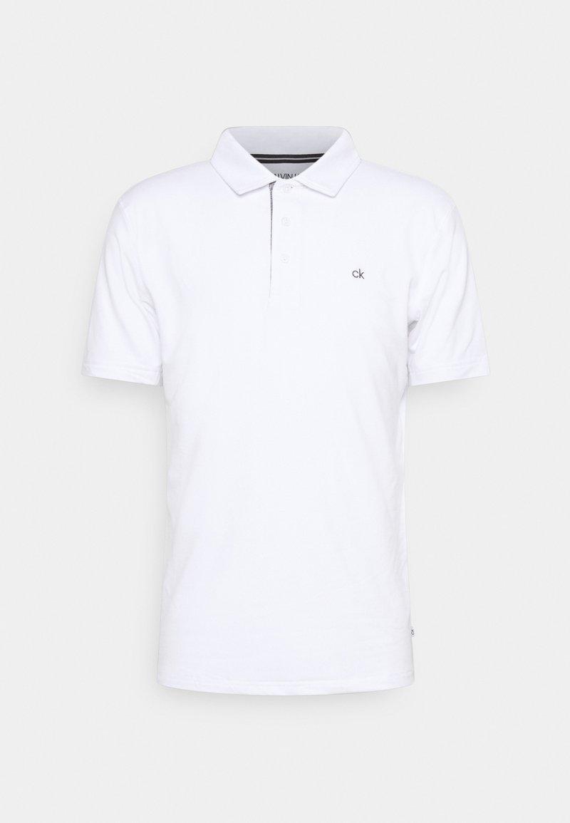 Calvin Klein Golf - NEWPORT - Tekninen urheilupaita - white