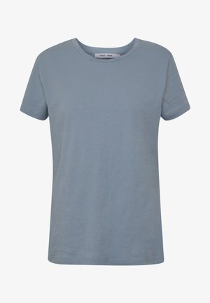 SOLLY TEE SOLID - T-shirt basique - dusty blue