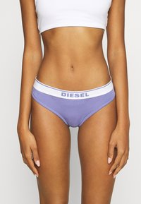 Diesel - STARS 3 PACK - Thong - green/lilac/lemon - 4