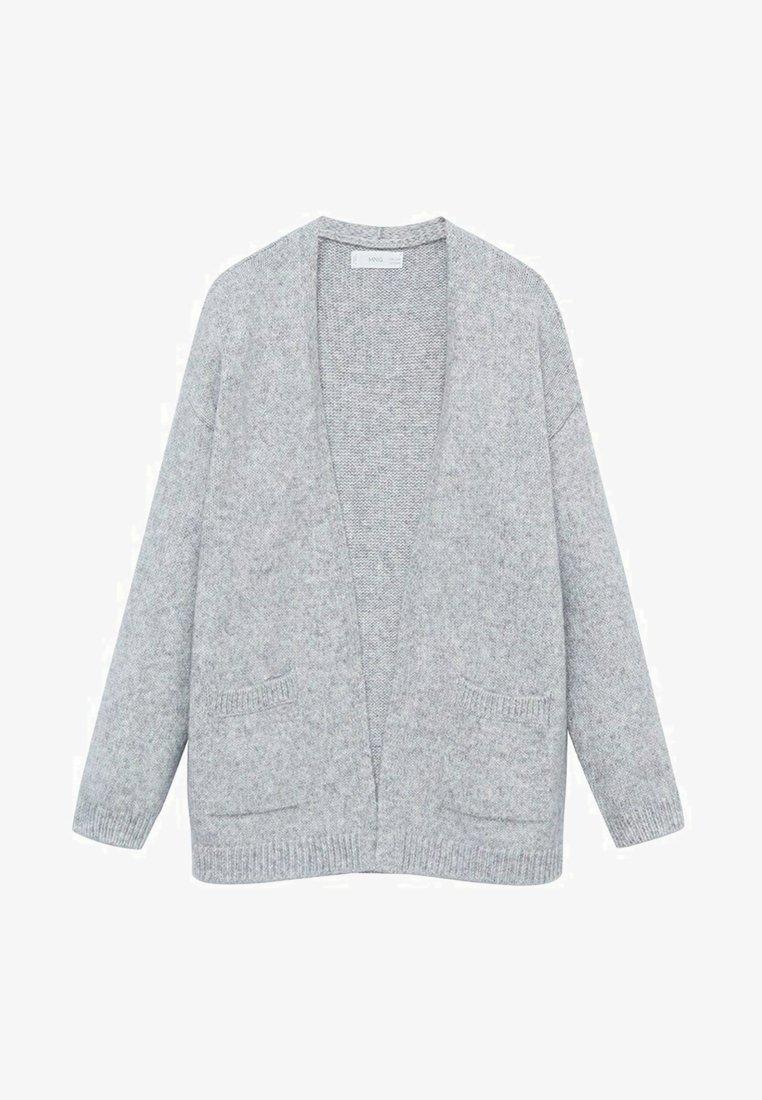 Mango - KILIE - Vest - gris chiné moyen