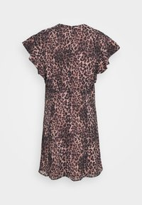 Guess - AYAR DRESS - Day dress - iconic brown - 7