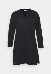 Kaffe Curve - KOBINE DRESS - Day dress - black deep - 4