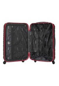 Wittchen - GROOVE LINE - Wheeled suitcase - red - 4