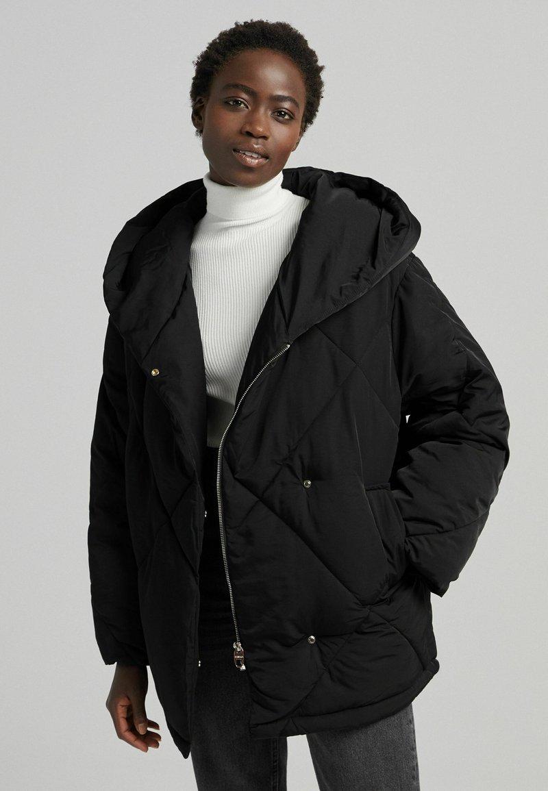 Bershka - Winter jacket - black