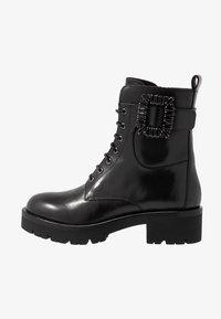 Bruno Premi - Platform ankle boots - nero - 1