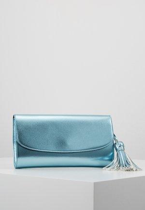 TALLY - Clutch - light blue