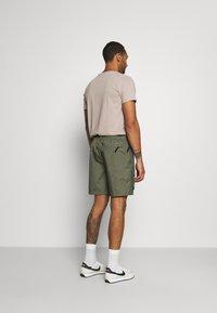Nike Sportswear - Shorts - twilight marsh/silver - 2