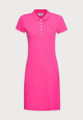 SLIM SHORT DRESS - Day dress - pink