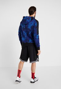 Nike Performance - NBA GOLDEN STATE WARRIORS CAMO HOODIE - Kapuzenpullover - rush blue/black - 2